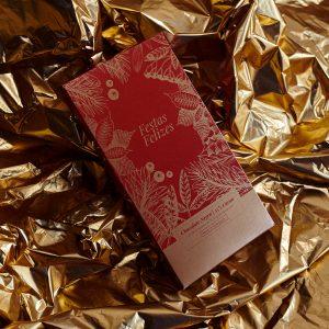 tablete chocolate natal vegan